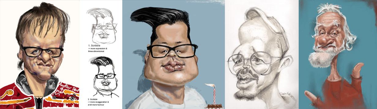 Juli Karikaturen 2018