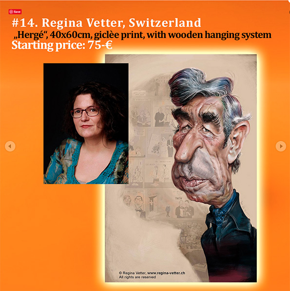 Auktion Eurocature Regina Vetter