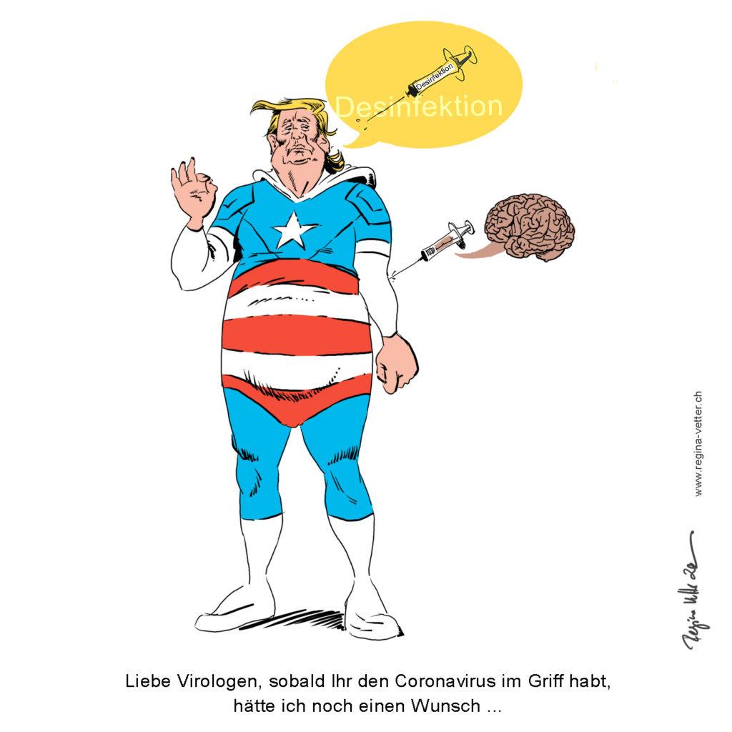 Donald Superhero